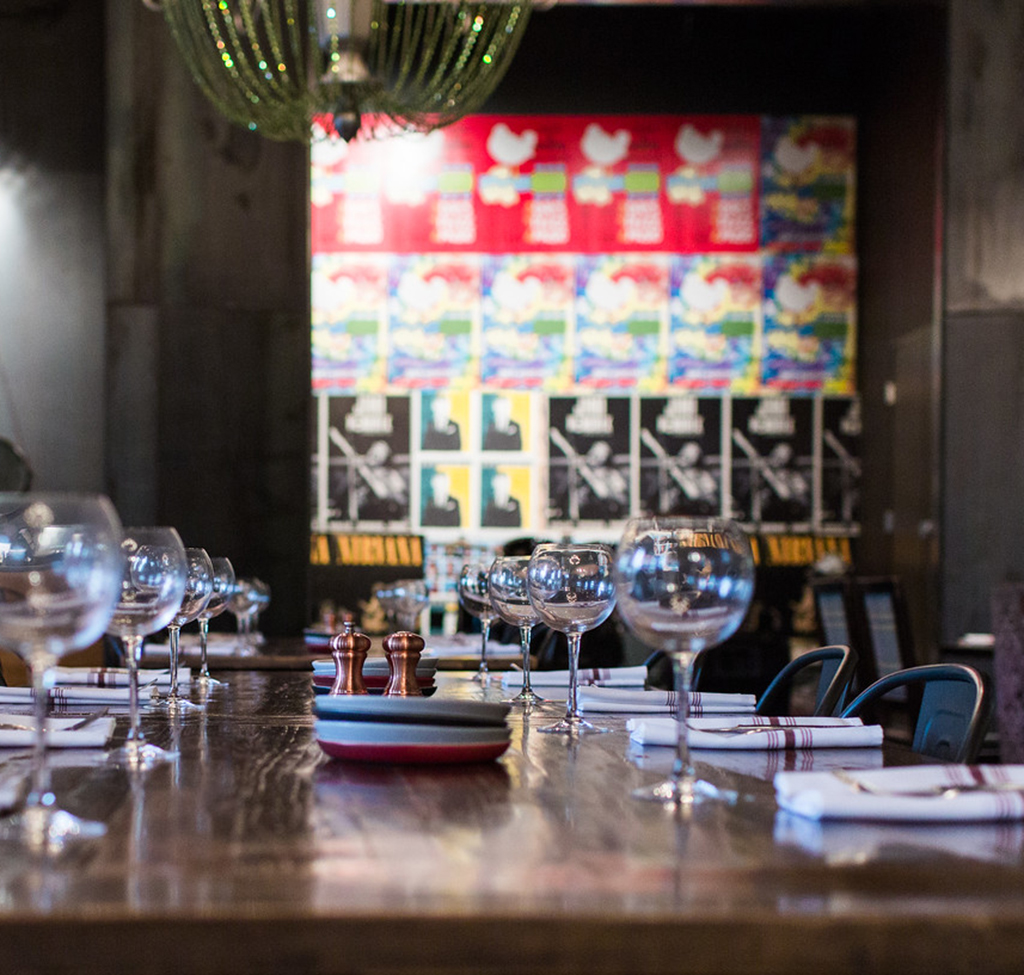 Private Dining and Large Group Events at Culinary Dropout Scottsdale